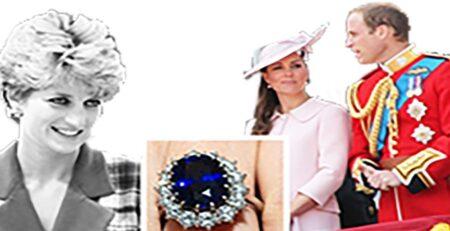 Most famous Ceylon blue Sapphire ring