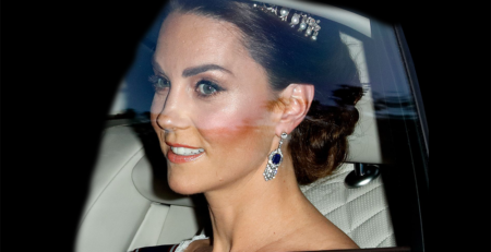The Kate Middleton Sapphire Engagement Ring